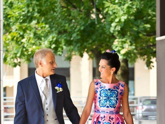Il matrimonio di Angelo e Marilena a Mazzano, Brescia 60