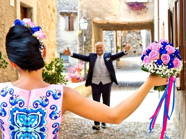 Il matrimonio di Angelo e Marilena a Mazzano, Brescia 64