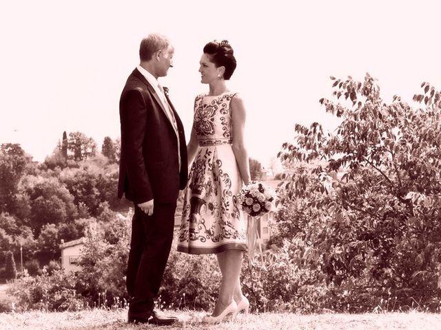 Il matrimonio di Angelo e Marilena a Mazzano, Brescia 71
