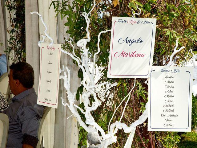 Il matrimonio di Angelo e Marilena a Mazzano, Brescia 77