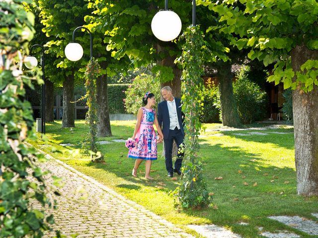 Il matrimonio di Angelo e Marilena a Mazzano, Brescia 80