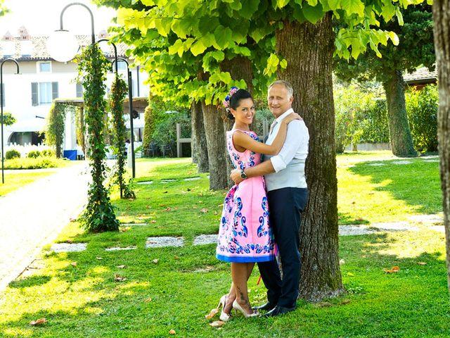 Il matrimonio di Angelo e Marilena a Mazzano, Brescia 85
