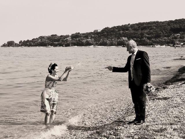 Il matrimonio di Angelo e Marilena a Mazzano, Brescia 86