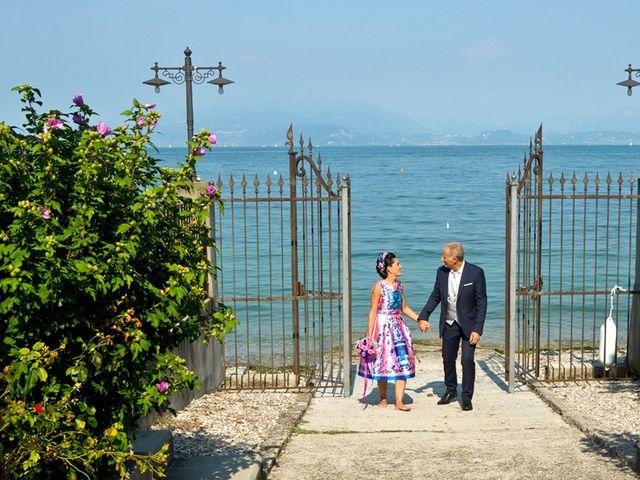 Il matrimonio di Angelo e Marilena a Mazzano, Brescia 89