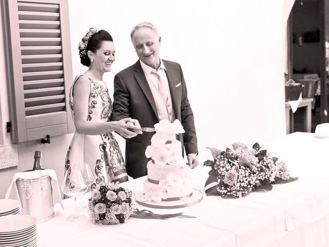 Il matrimonio di Angelo e Marilena a Mazzano, Brescia 97