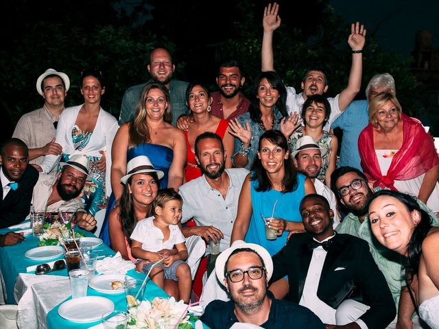 Il matrimonio di Yoasmy e Silvia a Savona, Savona 190