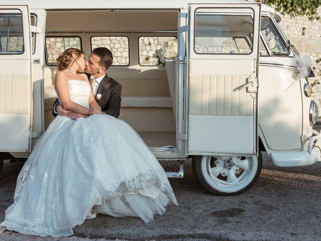 Il matrimonio di Claudio e Roberta a Carinaro, Caserta 21