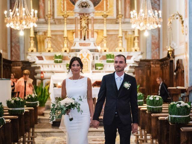 Il matrimonio di Andrea e Alessia a Cortemilia, Cuneo 31