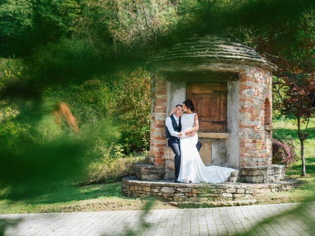 Il matrimonio di Andrea e Alessia a Cortemilia, Cuneo 45