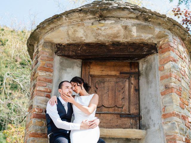 Il matrimonio di Andrea e Alessia a Cortemilia, Cuneo 46
