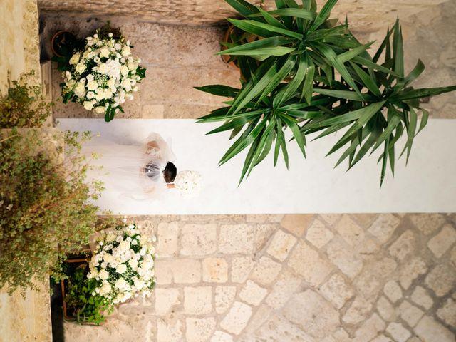 Il matrimonio di Domenico e Asia a Giovinazzo, Bari 8