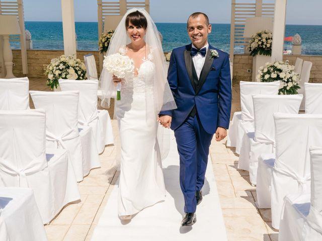 Il matrimonio di Domenico e Asia a Giovinazzo, Bari 13
