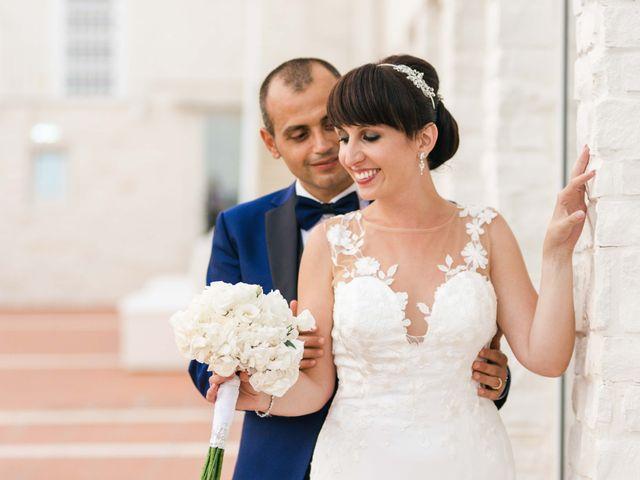 Il matrimonio di Domenico e Asia a Giovinazzo, Bari 16