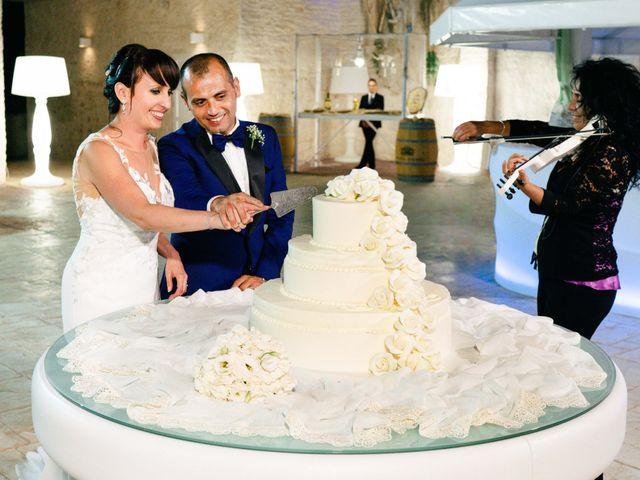 Il matrimonio di Domenico e Asia a Giovinazzo, Bari 18