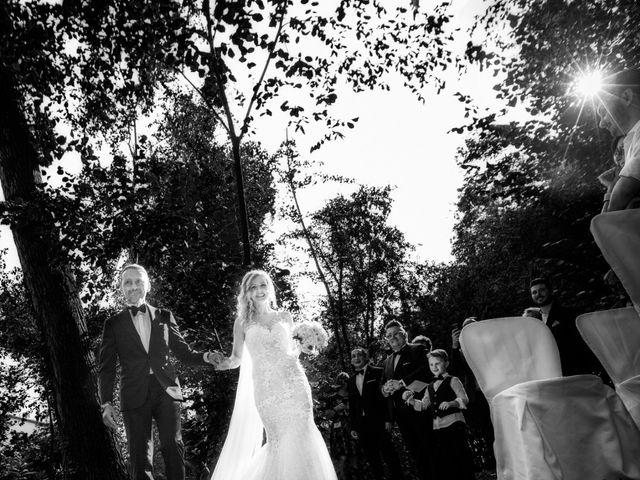 Il matrimonio di Lorenzo e Elisa a Porto Mantovano, Mantova 28