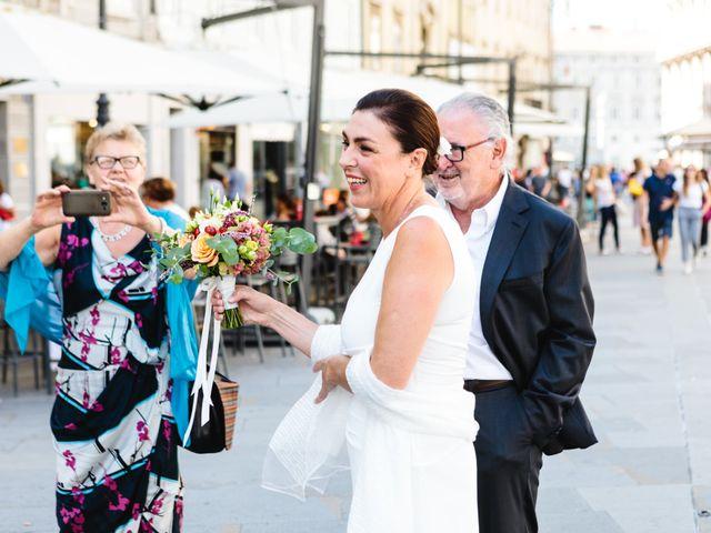 Il matrimonio di Alessandro e Lara a Trieste, Trieste 11