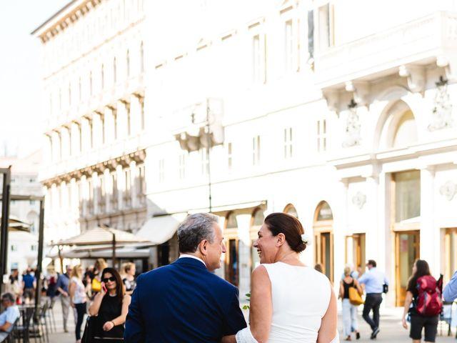 Il matrimonio di Alessandro e Lara a Trieste, Trieste 13