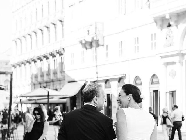 Il matrimonio di Alessandro e Lara a Trieste, Trieste 14