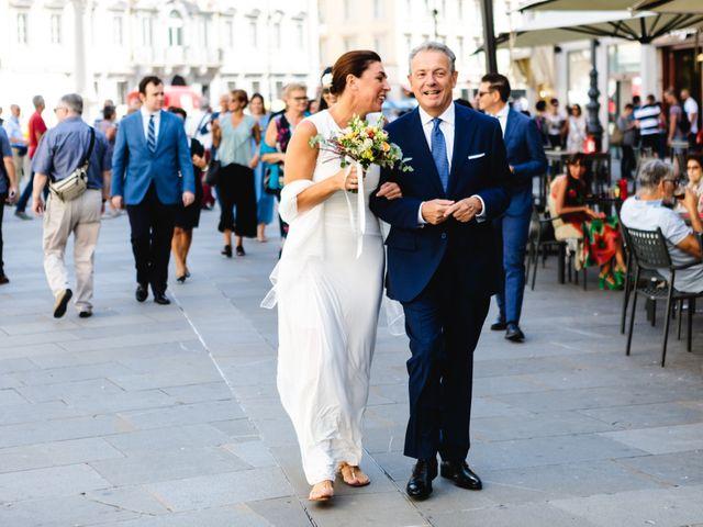 Il matrimonio di Alessandro e Lara a Trieste, Trieste 16