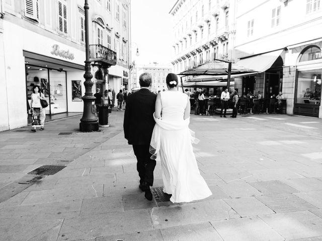 Il matrimonio di Alessandro e Lara a Trieste, Trieste 19