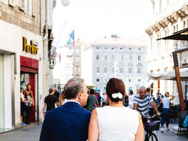 Il matrimonio di Alessandro e Lara a Trieste, Trieste 20