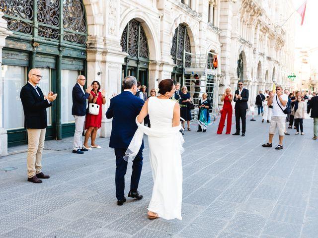 Il matrimonio di Alessandro e Lara a Trieste, Trieste 23
