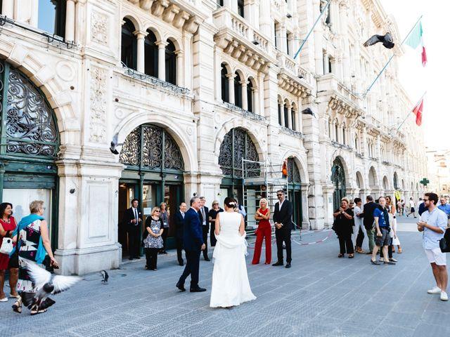 Il matrimonio di Alessandro e Lara a Trieste, Trieste 25