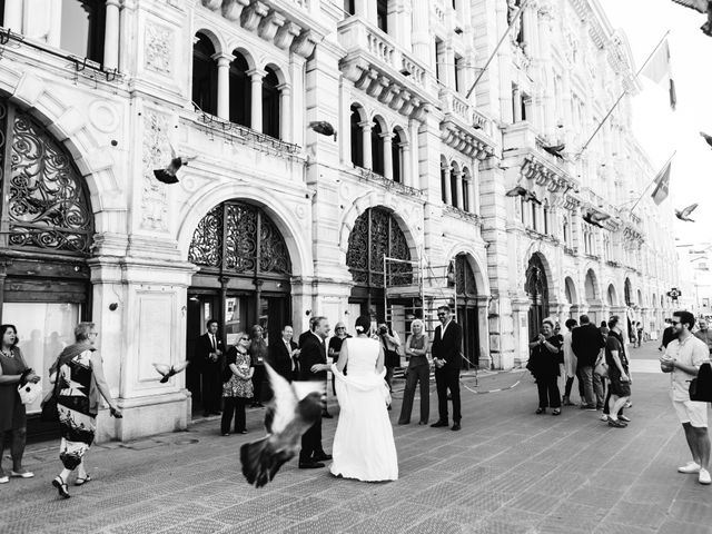 Il matrimonio di Alessandro e Lara a Trieste, Trieste 26
