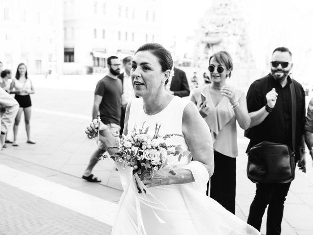Il matrimonio di Alessandro e Lara a Trieste, Trieste 35
