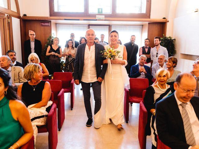 Il matrimonio di Alessandro e Lara a Trieste, Trieste 41