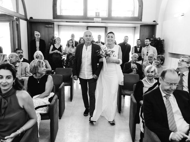 Il matrimonio di Alessandro e Lara a Trieste, Trieste 42