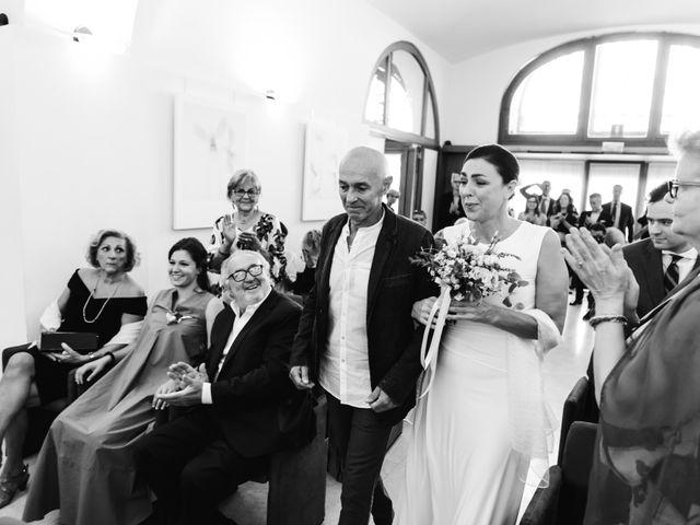 Il matrimonio di Alessandro e Lara a Trieste, Trieste 43
