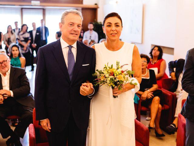 Il matrimonio di Alessandro e Lara a Trieste, Trieste 74