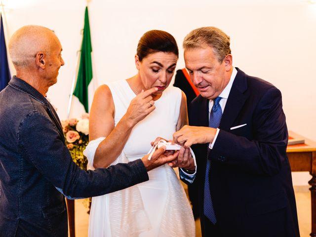 Il matrimonio di Alessandro e Lara a Trieste, Trieste 85