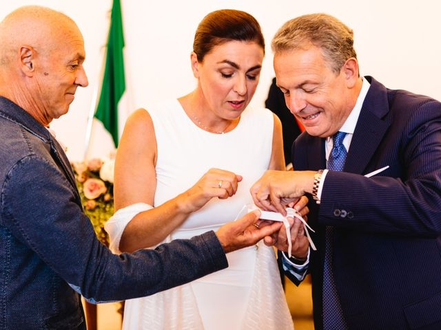 Il matrimonio di Alessandro e Lara a Trieste, Trieste 89