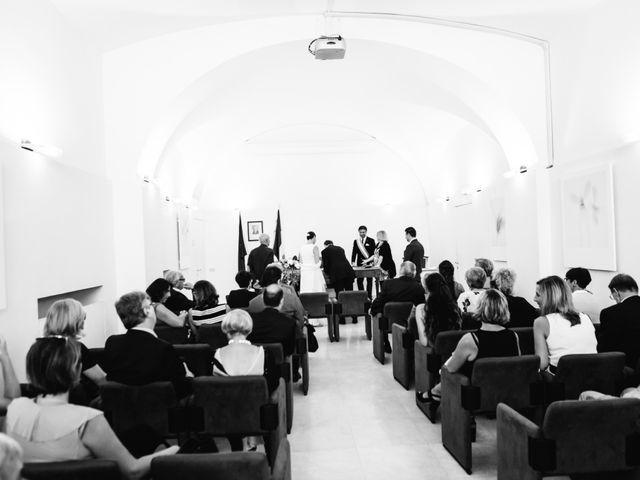 Il matrimonio di Alessandro e Lara a Trieste, Trieste 128