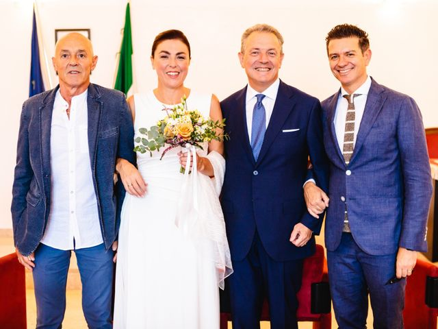 Il matrimonio di Alessandro e Lara a Trieste, Trieste 133