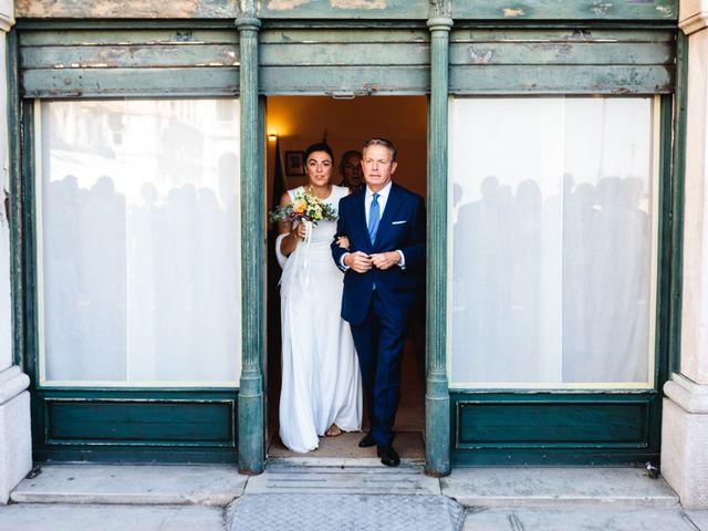 Il matrimonio di Alessandro e Lara a Trieste, Trieste 134
