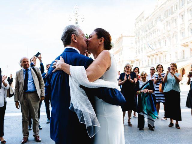 Il matrimonio di Alessandro e Lara a Trieste, Trieste 147