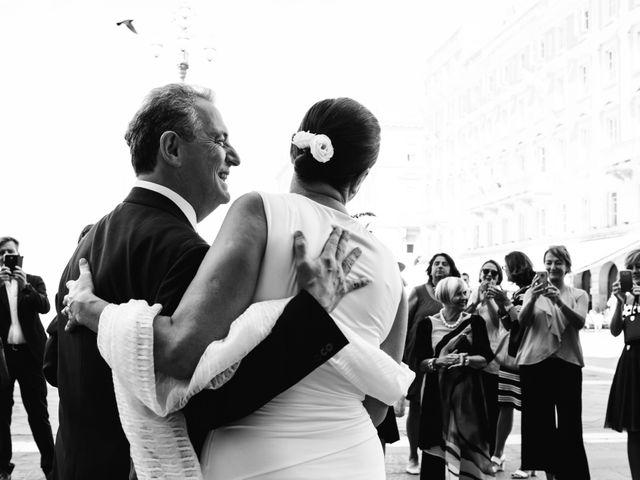 Il matrimonio di Alessandro e Lara a Trieste, Trieste 149