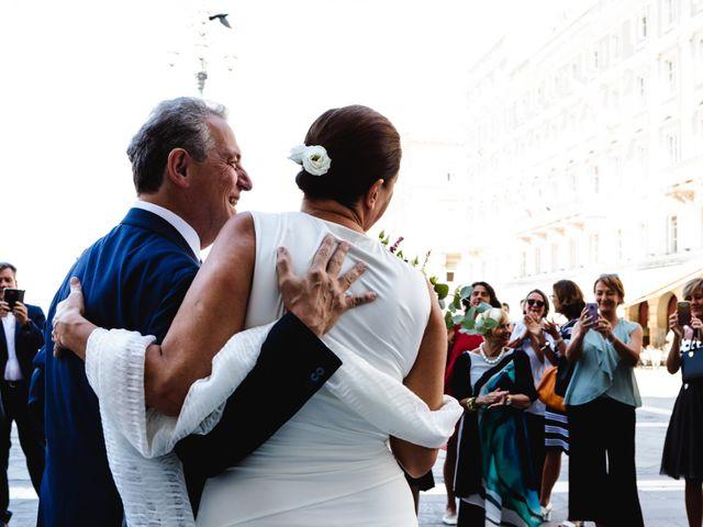 Il matrimonio di Alessandro e Lara a Trieste, Trieste 150