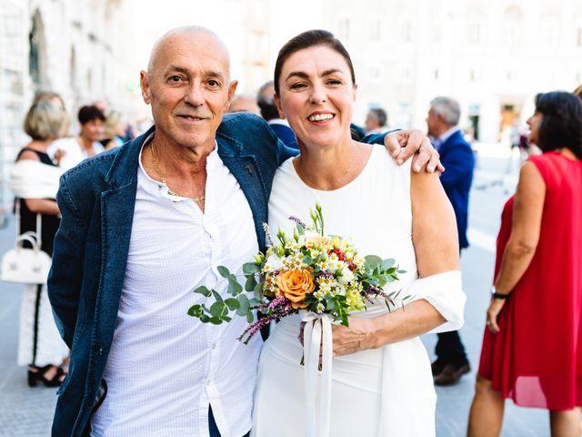Il matrimonio di Alessandro e Lara a Trieste, Trieste 156