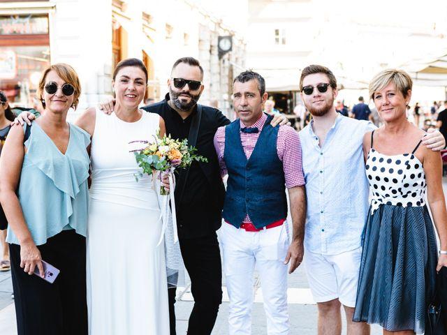 Il matrimonio di Alessandro e Lara a Trieste, Trieste 164