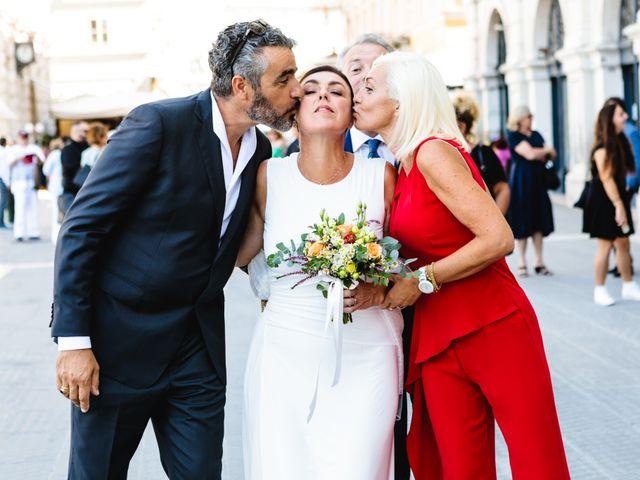 Il matrimonio di Alessandro e Lara a Trieste, Trieste 165