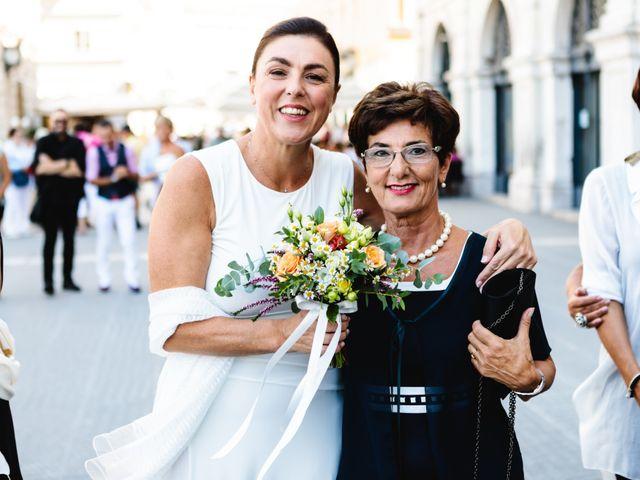 Il matrimonio di Alessandro e Lara a Trieste, Trieste 167