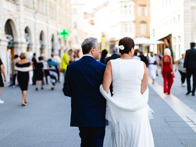 Il matrimonio di Alessandro e Lara a Trieste, Trieste 168