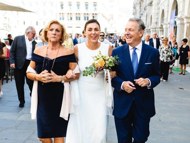 Il matrimonio di Alessandro e Lara a Trieste, Trieste 169
