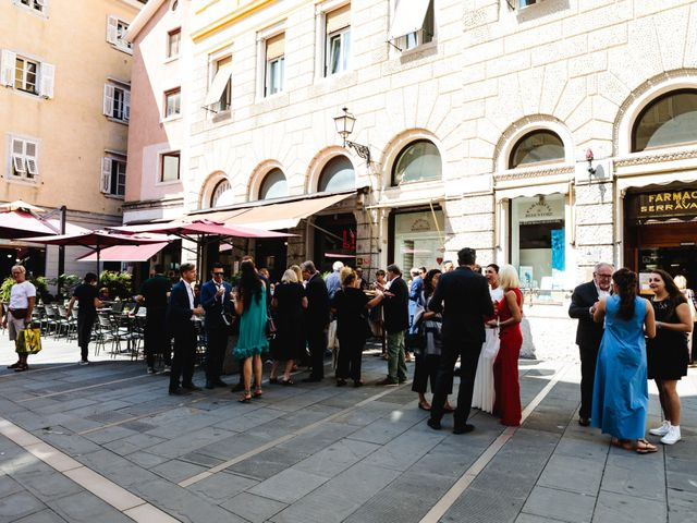 Il matrimonio di Alessandro e Lara a Trieste, Trieste 185