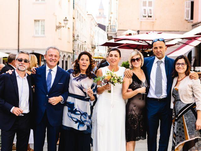 Il matrimonio di Alessandro e Lara a Trieste, Trieste 187