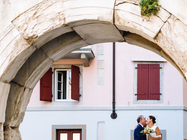 Il matrimonio di Alessandro e Lara a Trieste, Trieste 209